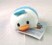 "Donald Duck Tsum Tsum Mini Plush Toy 3 1/2"" Disney Exclusive"
