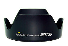 Promaster SystemPro Digital Replacement Lens Hood for Canon EW73B