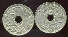 FRANCE   FRANCIA   10 centimes  1938  LINDAUER