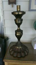 Lg Signed Vintage Mexican Hollywood Regency Accent Table Lamp Base Lucas