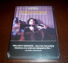 EDVARD MUNCH Cinema of Peter Watkins Artist Special Edition 2-DVD Set DVD NEW