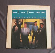 "Vinilo LP 12"" 33 rpm LEVEL 42 - STANDING IN THE LIGHT"
