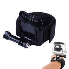 Sport Diving Housing Case Wrist Strap Band Mount For Gopro HD Hero 1 2 3 3+ 4