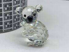 Swarovski Figurine 014366 Koala Ours Mère 4,5 Cm. avec Emballage &