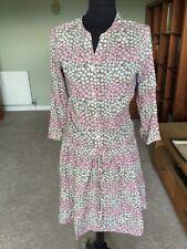 Pink Celia Birtwell Tea Dress