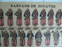 Bild D'Epinal Fanfare Mit Zouaven & Infanterie Belichtereinheit Pellerin N°216