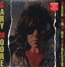 Gary Moore(Vinyl LP)Back On The Streets-MVD-MVD7823LP-UK-2015-M/M