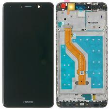 Huawei Y7 2017 display lcd module glass touchscreen + frame black