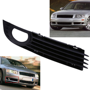 Right Side Car Fog Lamp Light Grill Grille Black Fit for Audi A8 2006-2008
