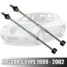 2 x JAGUAR S-TYPE 99-07 CCX REAR SUSPENSION TRACK ROD ARM STABILISER LINK LINKS