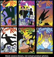 Citizen Rex 1 2 3 4 5 6 Complete Set Run Lot 1-6 VF/NM