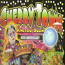 "Khazad Doom:  ""Cherry Town (40th Anniversary)""  (CD Reissue)"