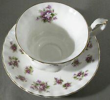 Royal Albert Tea Cup and Saucer Set Flowers Fine Bone China England Teacup &