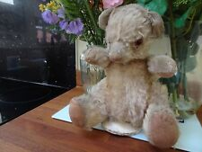 RARE & UNUSUAL 1930'S CHAD VALLEY MUSICAL  CLOCKWORK BASED TEDDY BEAR