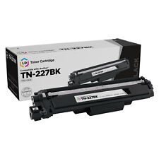 LD Compatible Brother TN-227BK High Yield Black Toner Cartridge (with Chip)