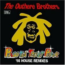 Outhere Brothers Pass the toilet paper ('98 House Remixes)  [Maxi-CD]