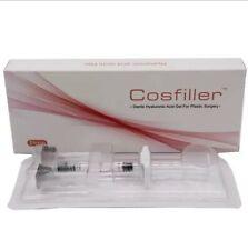 Cosfiller hyaluron Filler Derm 1 x 1ml 24mg alto interconectados