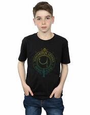Harry Potter Boys Wingardium Leviosa Spells Charms T-Shirt