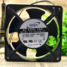 ADDA AA1282UB-AT Cooling Fan AC 220 19W 120mm x 120mm x 38mm