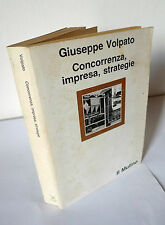 Volpato,CONCORRENZA,IMPRESA,STRATEGIE,1986 Mulino[manuale,economia,management