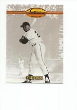 WILLIE MAYS 1993 Ted Williams Baseball card #55 San Francisco Giants NR MT