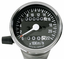 Marcadores e indicadores color principal cromo para motos Kawasaki
