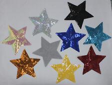 Sequin Star Patch: Pick a Color
