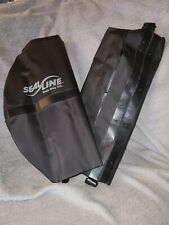 SEALINE Black Folding 30L BAJA DRY BAG Waterproof Storage Lot of TWO