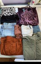 Large bundle of womens plus size clothing