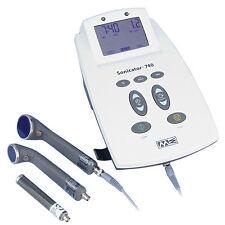 Mettler ME 740x Sonicator Ultrasound Therapy Unit w/3 x Applicators, (1-5-10cm)