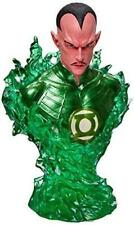 "DC Direct Green Lantern Movie SINESTRO 7.75"" Deluxe Bust ~UNOPENED~ LOW NUMBER"