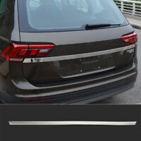 Fit For 2017- VW Tiguan Chrome Rear Trunk Tail Gate Taillight Cover Trim Garnish