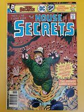 THE HOUSE OF SECRETS # 142 - DC COMICS -NOVEMBER 1976