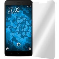 6 x Xiaomi Redmi Note 4 (2016) Film de Protection clair Protecteurs Écran