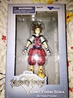 Diamond Select Limit Form Sora Kingdom Hearts Collectible Action Figure