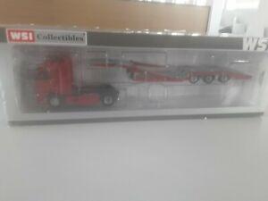 camion volvo FH globe xl 4x2 transporter truck ref 9966 WSI 1/50 boite...