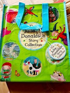 SALE! Julia Donaldson Story Collection 10 Books in a carry bag. Brand New