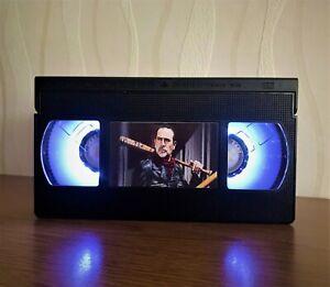 Walking Dead VHS Night Light, Computer Game, Bed Light, Desk Light, Cartoon, TV