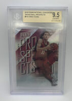 2018 Panini National Convention Trae Young #P10 Rookie Card /199 BGS 9.5 GEM MT!