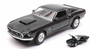Model Car Scale 1:24 Ford MUSTANG Boss 429 diecast vehicles collection