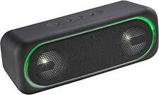 Daewoo Rechargeable Wireless Portable Bluetooth Speaker 5W LED Indoor Outdoor
