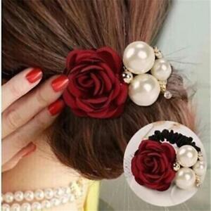 Hair Tie Rubber Band Hair Band Decorations Simple Rope Gifts Headband Female W