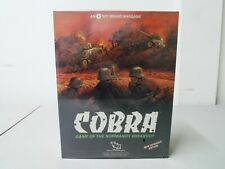 Cobra Game Of The Normandy Breakout Board Game New Factory Sealed