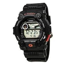 Casio Men's Watch G-Shock Digital Tide and Moon Data Black Strap G7900-1