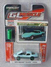 1978 CHEVY CORVETTE CUSTOM GREENLIGHT GL MUSCLE Series 6 Green Machine #78 of 88