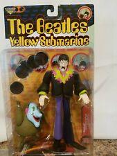 The Beatles -YELLOW SUBMARINE FIGURINES John & Jeremy NIB