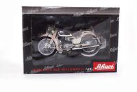 #06506 - Schuco NSU MAX Motorrad - Weiss - 1:10