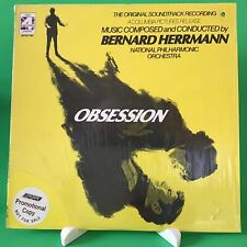Obsession Soundtrack By Herrmann LP