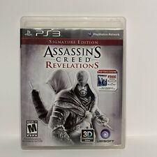 Assassin's Creed: Revelations PlayStation 3 PS3 - Tested and Working