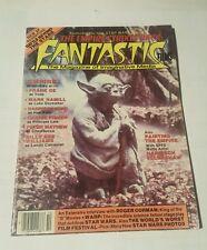 fantastic films # 4, 1980 empire strikes back
